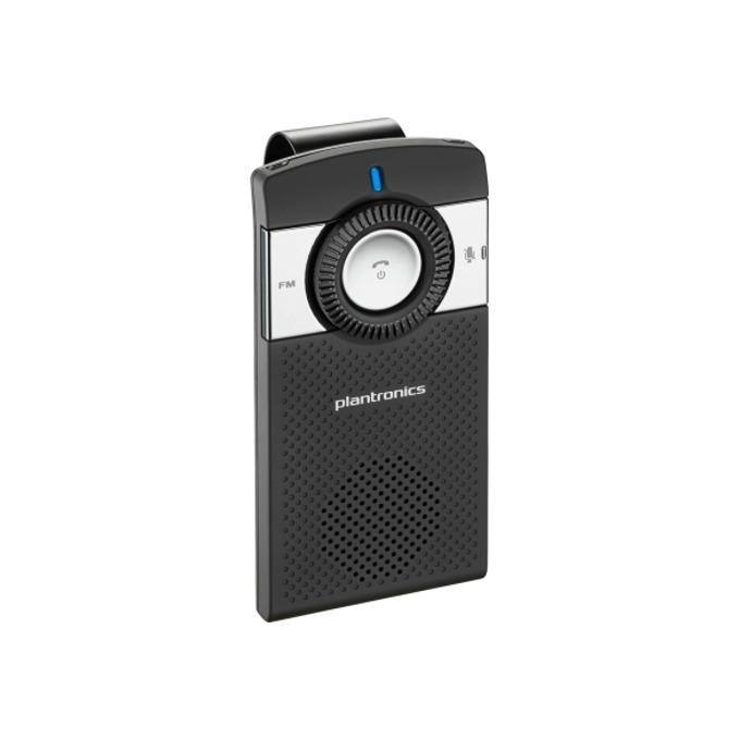 Спийкърфон за кола Plantronics K100, FM трансмитер, Micro USB image