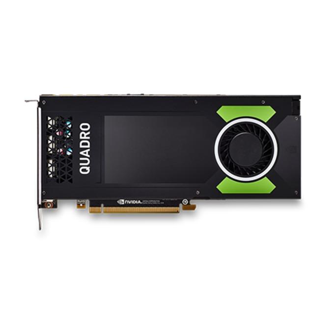 Видео карта nVidia Quadro P4000, 8GB, PNY nVidia Quadro P4000, PCI-E 3.0, GDDR5, 256-bit, DisplayPort, DVI image