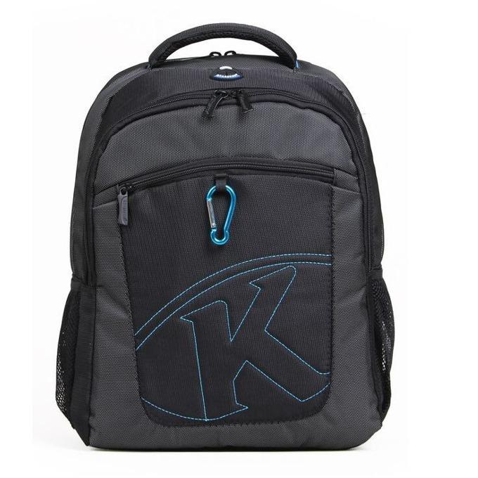 "Раница за лаптоп Kingsons K-Series (KS6062W-B) за лаптопи до 15.6""(39.62 cm), черна image"
