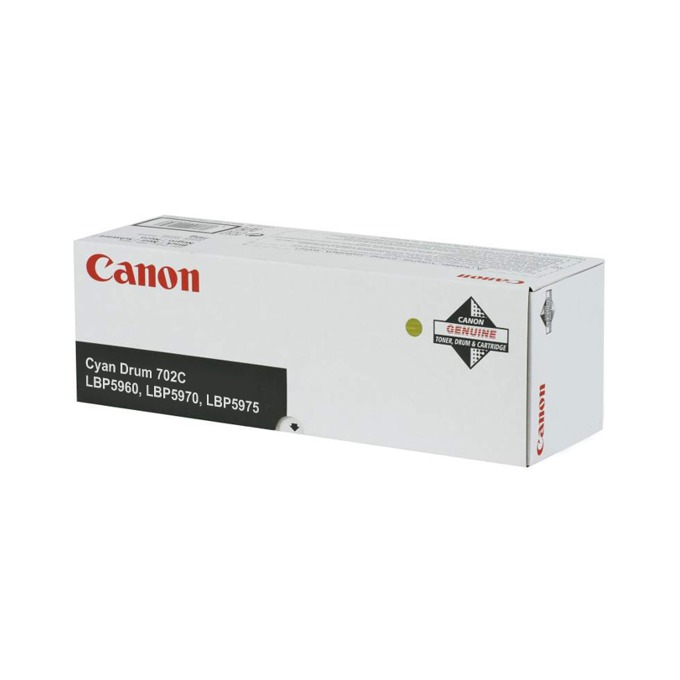 БАРАБАН ЗА CANON LBP 5960 - Cyan Drum - P№ EP-702CDRUM - CR9627A004AA - заб.: 40000k image