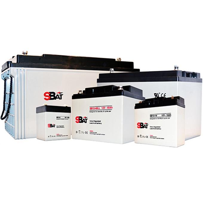 Акумулаторна батерия SBat SB12-33LL, 12V, 33Ah image