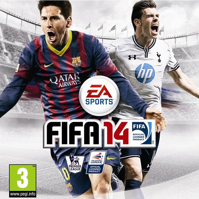 Игра за конзола FIFA 14, за Wii image