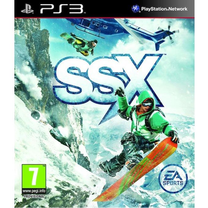Игра за конзола SSX, за PlayStation 3 image