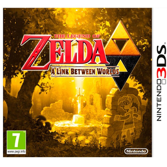 The Legend of Zelda: A Link Between Worlds, за 3DS image