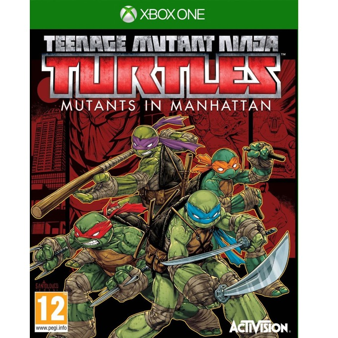 Teenage Mutant Ninja Turtles: Mutants in Manhattan, за Xbox One image