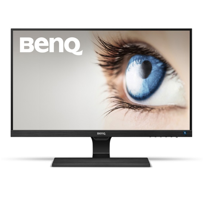 """Монитор BenQ EW2775ZH (9H.LEELB.QBE), 27"""" (68.58 cm) VA панел, Full HD, 4ms, 20 000 000:1, 300 cd/m², HDMI, VGA image"""