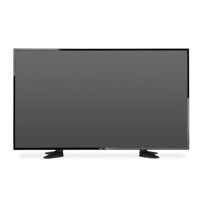 """Публичен дисплей NEC E436, 43""""(109.22 cm), Full HD LED IPS, VGA, HDMI, RS232 image"""