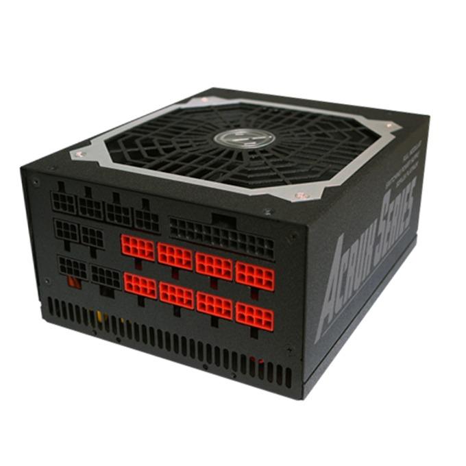 Захранване Zalman ZM1000-ARX, 1000W, Active PFC, 80+ Platinum,, 140 mm вентилатор image
