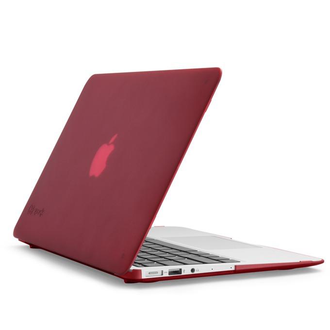 "Протектор Speck SeeThru за MacBook Air 11"", тъмночервен image"