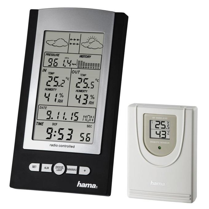 Електронна метеостанция EWS-800