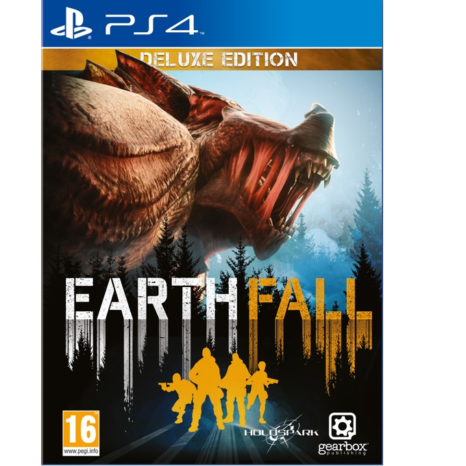 EarthFall Deluxe Edition product