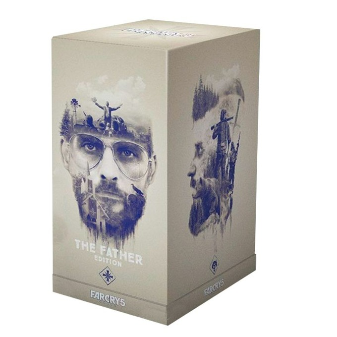Far Cry 5 Father Collectors Edition product