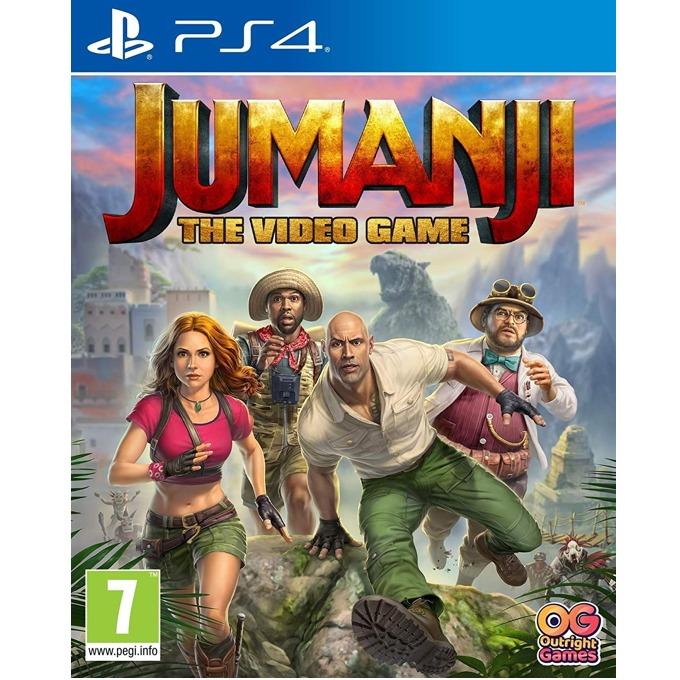 Игра за конзола JUMANJI: The Video Game, за PS4 image