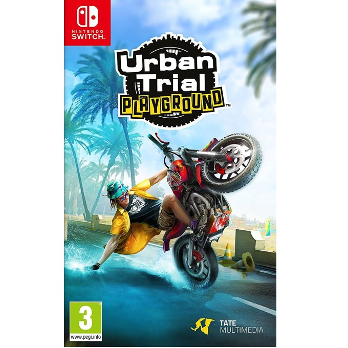 Игра за конзола Urban Trial Playground, за Switch image