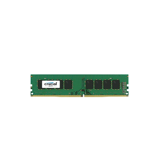 Crucial 1x4GB DDR4 Unbuffered