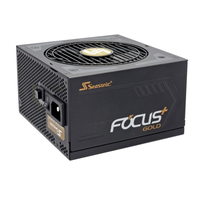 Seasonic FOCUS Plus (SSR-650FX GOLD)