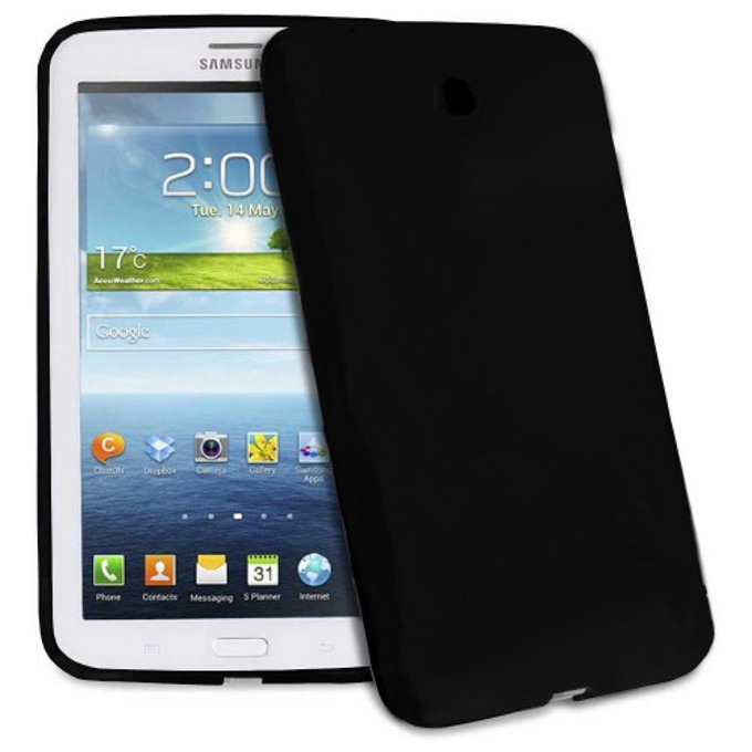 "Протектор S-P5203 за Samsung P5200 Tab3 10""(25.4 cm), силиконов, черен image"