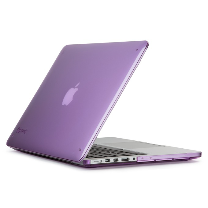 """Протектор Speck SeeThru за MacBook Pro 13"""" Retina Display, лилав image"""