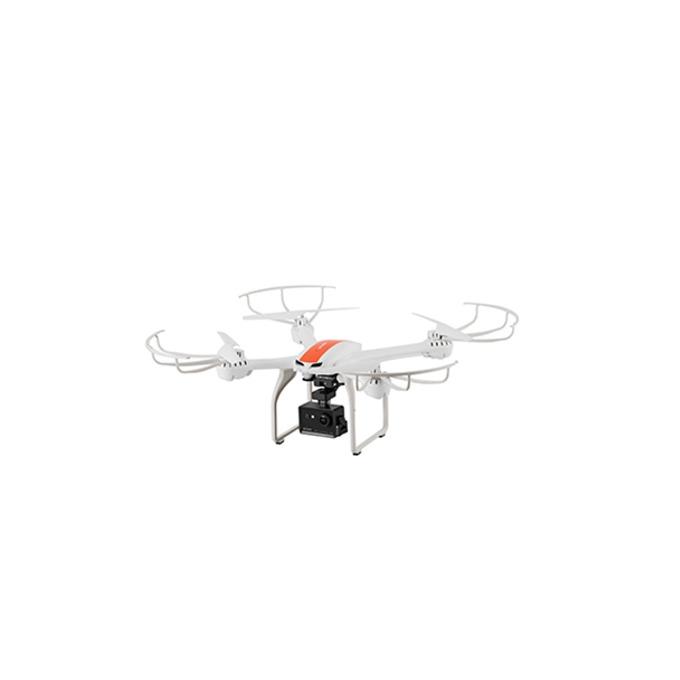 Дрон Acme X8500, радиус до 100m., летежно време до 10 мин., дистанционно управление, приставка за камера, бял image