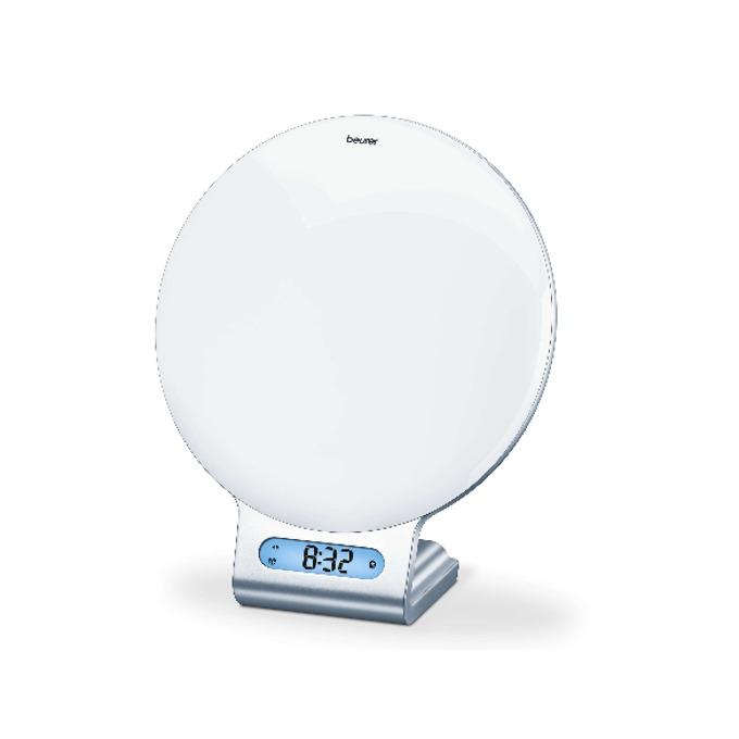 Часовник Beurer WL75, симулира светлината при залез и изгрев, аларма, FM радио image
