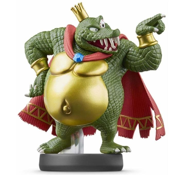 Nintendo Amiibo - King K. Rool Super Smash product
