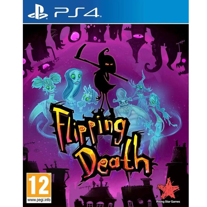 Flipping Death PS4 product