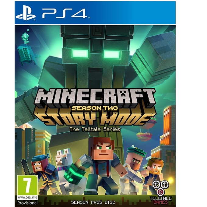 Игра за конзола Minecraft: Story Mode - Season Two, за PS4 image