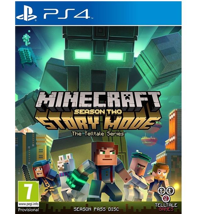 Игра за конзола Minecraft: Story Mode - Season Two, за PS4 image