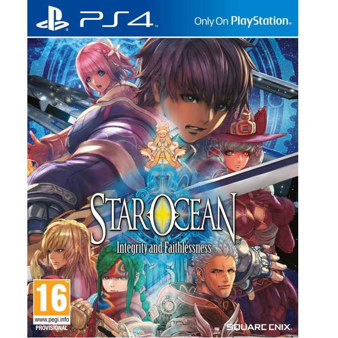 Star Ocean: Integrity and Faithlessness, за PS4 image