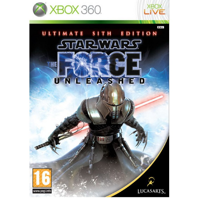 Игра за конзола Star Wars: The Force Unleashed - Ultimate Sith Edition, за XBOX360 image