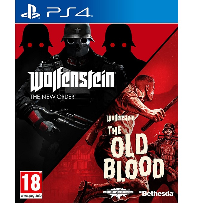Wolfenstein: The Two Pack, за PS4 image