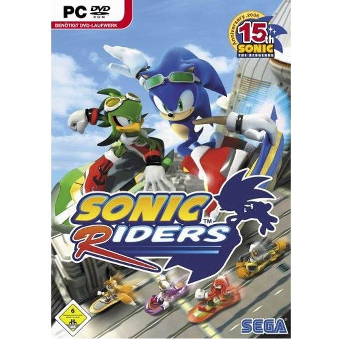 Игра Sonic Riders, за PC image