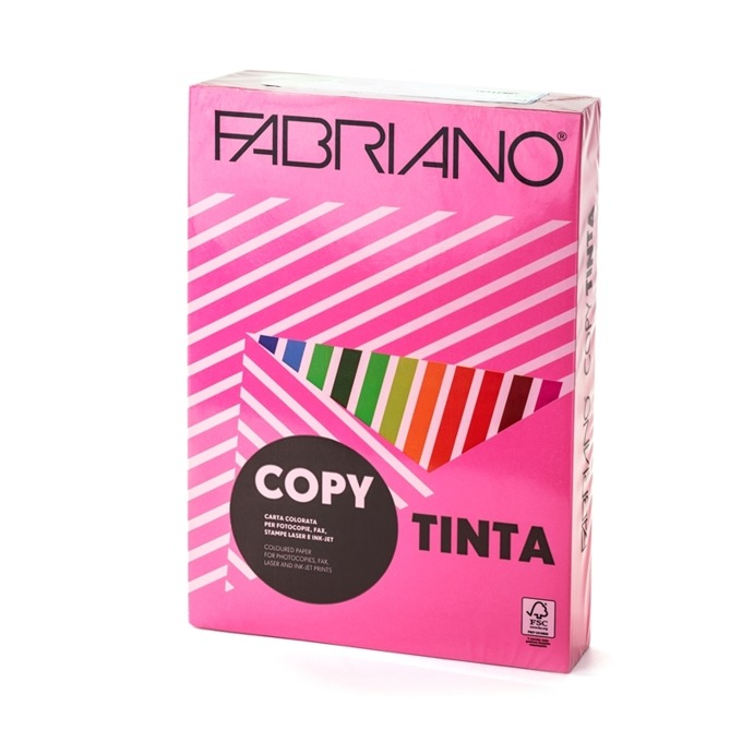 Fabriano Copy Tinta, A4, 80 g/m2, цикламена, 500 л product