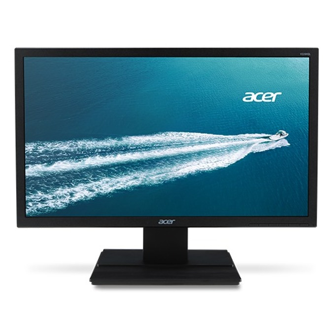 """Монитор Acer V226HQL (UM.WV6EE.A05), 21.5"""" (54.6 cm) VA панел, Full HD, 5 ms, 250 cd/m2, VGA image"""