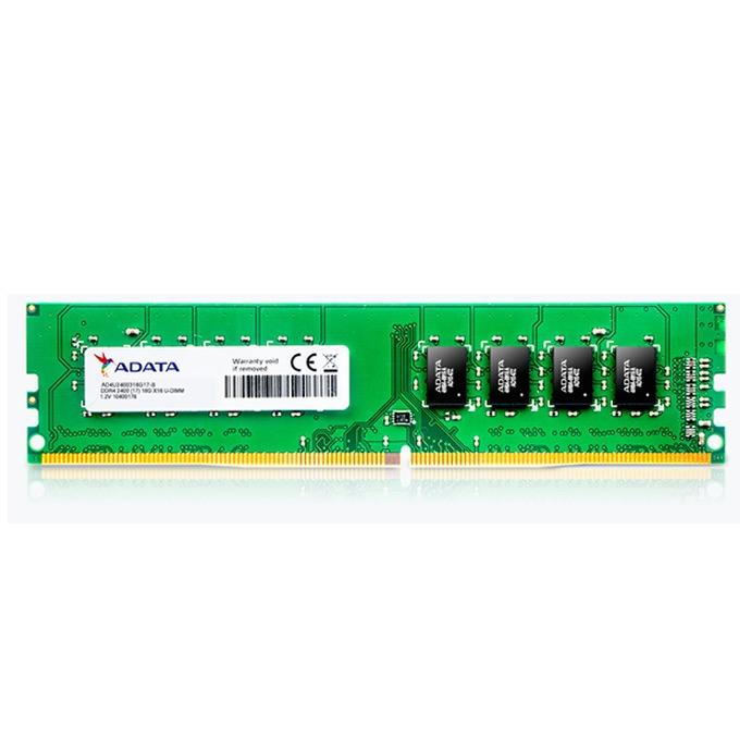 Памет 16GB DDR4 2400MHz, A-Data AD4U2400316G17-R, 1.2V image