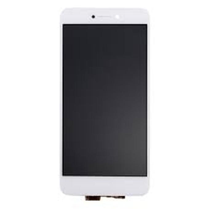"""Дисплей за Huawei Honor 8 Lite 5.2"""" / P8 Lite 2017 / P9 Lite 2017 LCD с тъч, оригинален, бял image"""