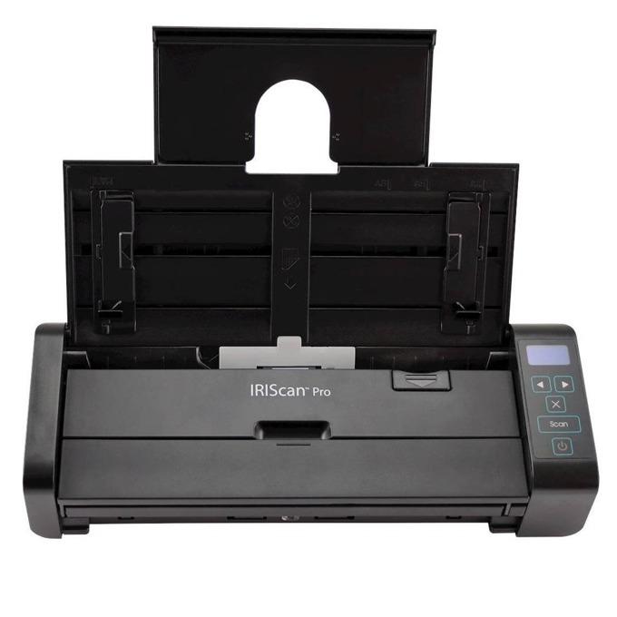 Скенер iris IRIScan Pro 5 File, 600 x 600 dpi, A4, двустранно сканиране, ADF, USB image