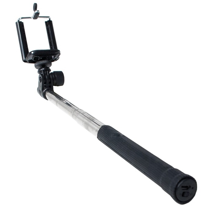 Селфистик Logilink BT0031, Monopod до 100 см., Bluetooth, сгъваем, черен image