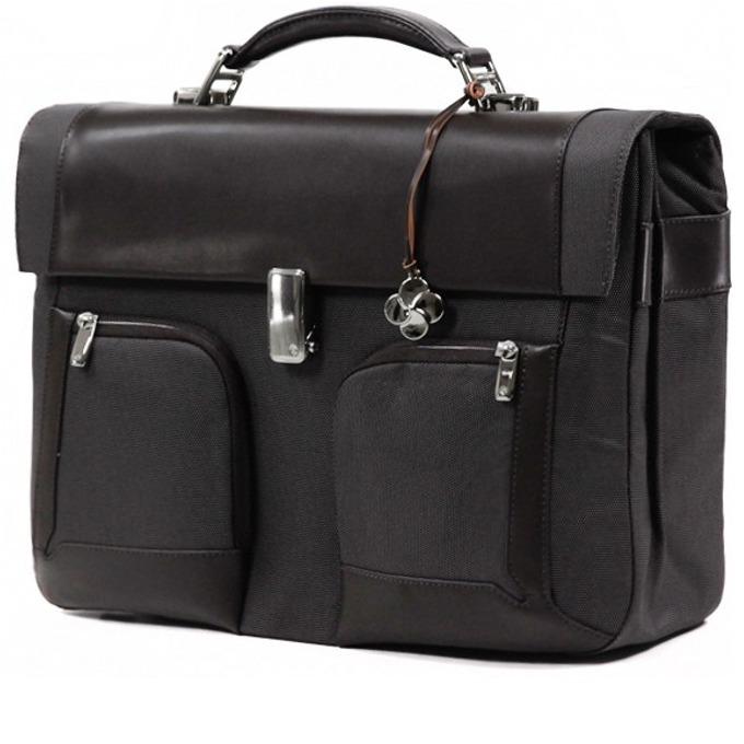 "Чанта за лаптоп Samsonite S-Teem-Briefcase 2 Gussets до 16.4""(41.66 cm), кафяв image"
