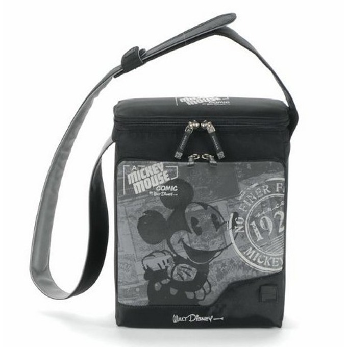 "Чанта за лаптоп TUCANO BILDM-01 MICKEY Vertical, 13""(33.02cm), черна image"