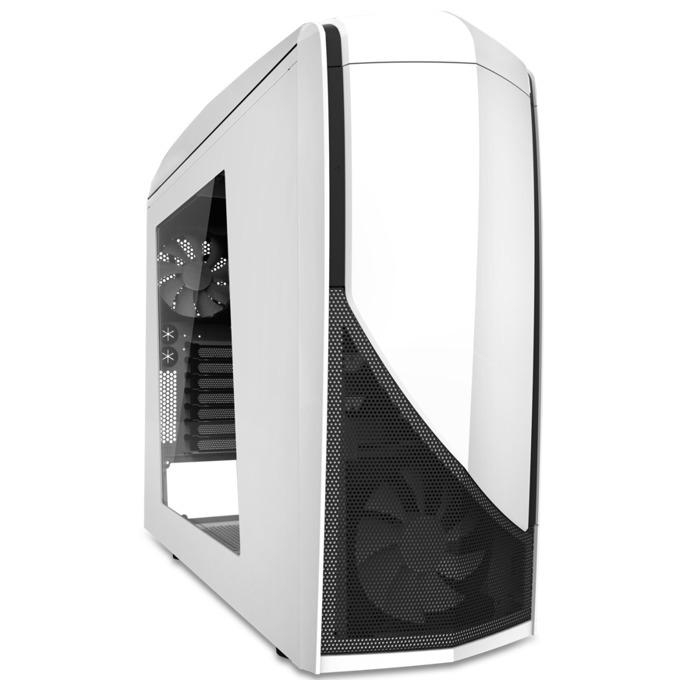 Кутия NZXT Phantom 240, ATX, Micro ATX, Mini ITX, бяла, без захранване image