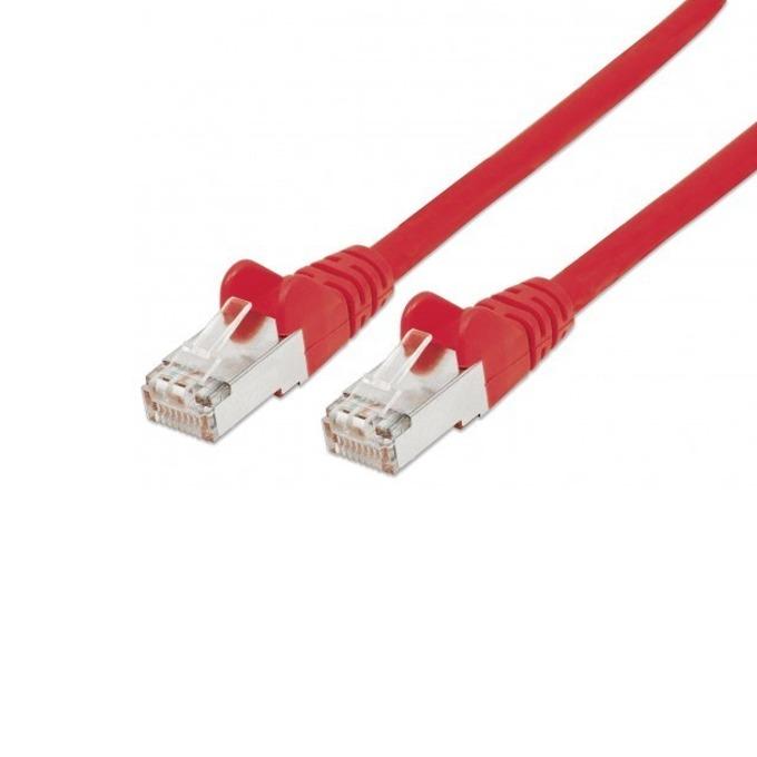 Пач кабел Intellinet 451420/331944, FTP, Cat.5e, 2м, червен image