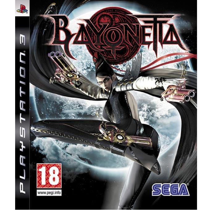Игра за конзола Bayonetta, за PlayStation 3 image
