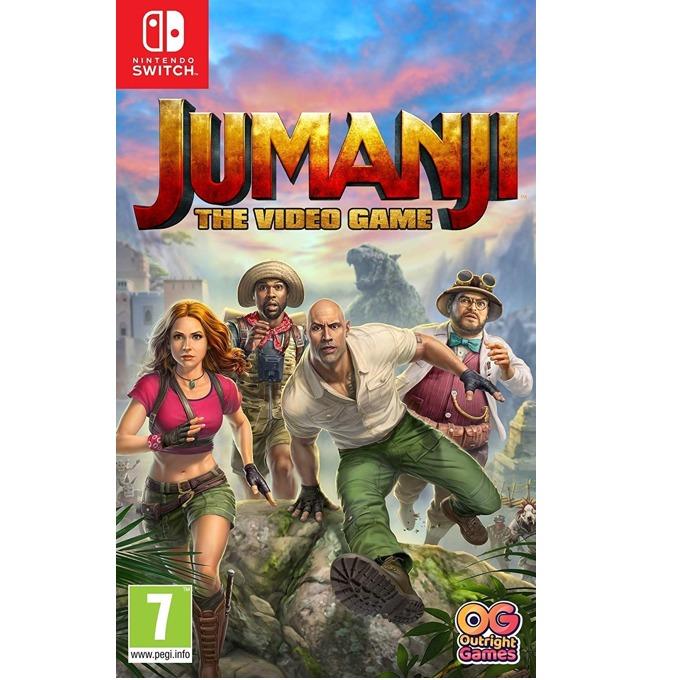 Игра за конзола JUMANJI: The Video Game, за Nintendo Switch image