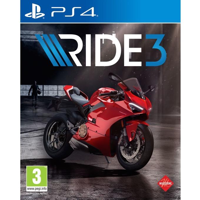 Игра за конзола Ride 3, за PS4 image