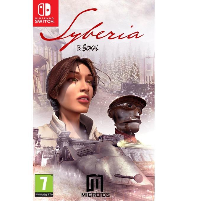 Syberia, за Switch image