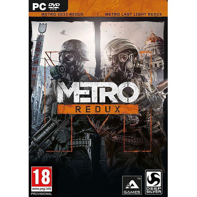 Игра Metro Redux, за PC image