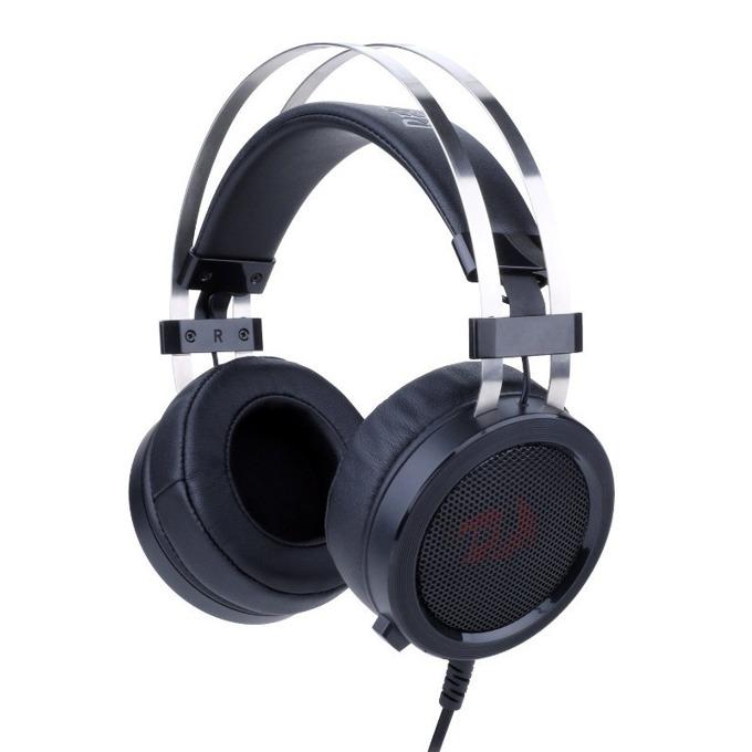 Слушалки Redragon Scylla H901, микрофон, гейминг, черни image