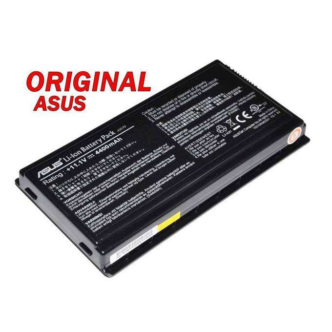 Батерия (оригинална) ASUS F5, съвместима с X50/X58/X59/Pro50, 6cell, 11.1V image