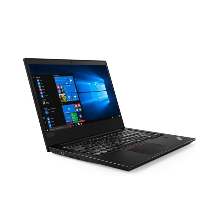 "Лаптоп Lenovo ThinkPad E480 (20KN005CBM_5WS0A23813), четириядрен Kaby Lake R Intel Core i5-8250U 1.6/3.4 GHz, 14.0"" (35.56 cm) Full HD IPS Anti-Glare Display, (HDMI), 8GB DDR4, 1TB HDD, 1x USB 3.0 Type-C, Free DOS, 1.75 kg image"